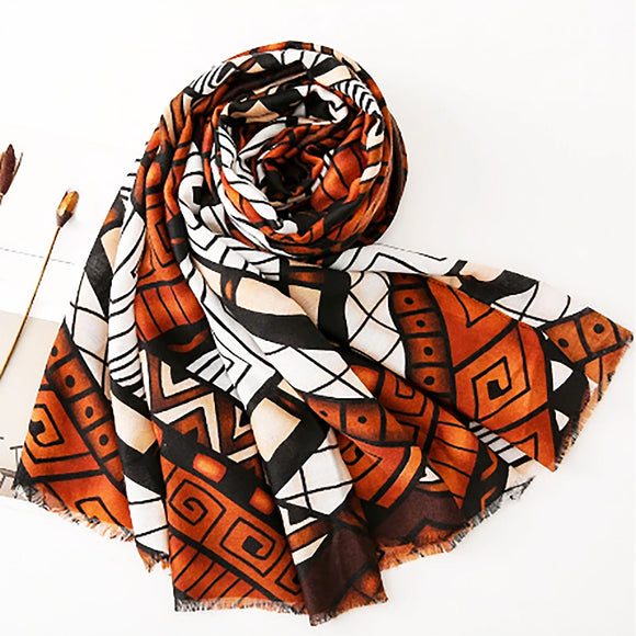 The Safari Scarf