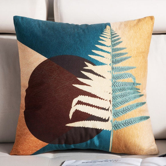 The Native Throw Pillowcase