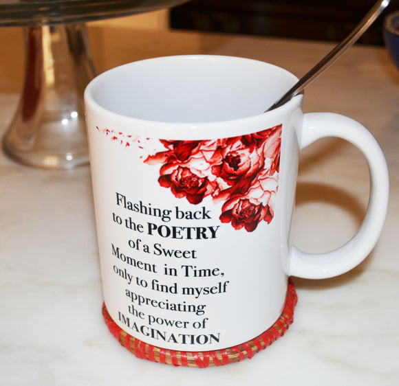 Power of Imagination/ the SHAIRA Mug