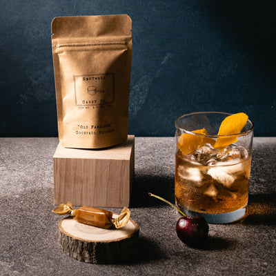 """Old Fashioned"" Cocktail Caramels (Seasonal Flavor)"