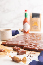 Spicy Chipotle Chocolate Caramels (Limited Edition)