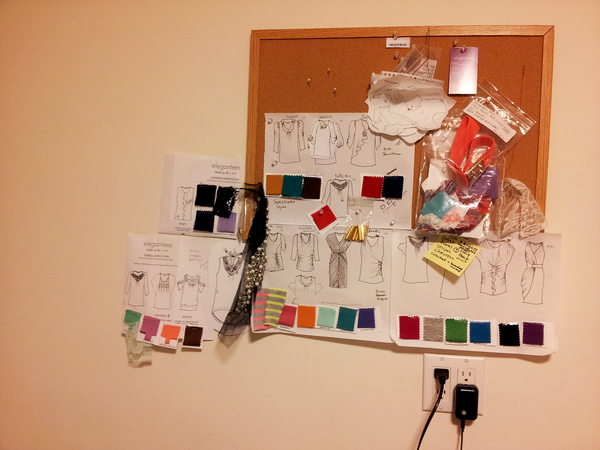 The design board