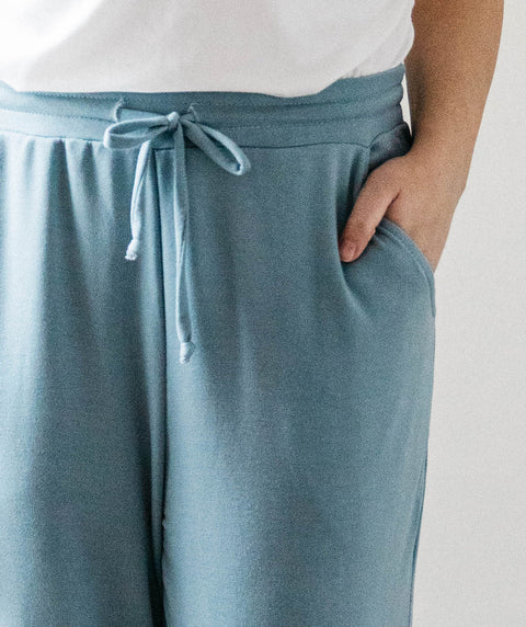 STROLL pants in Light Blue<br/>(Less than perfect)