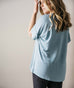 STROLL tee in Light Blue<br/>(Less than perfect)