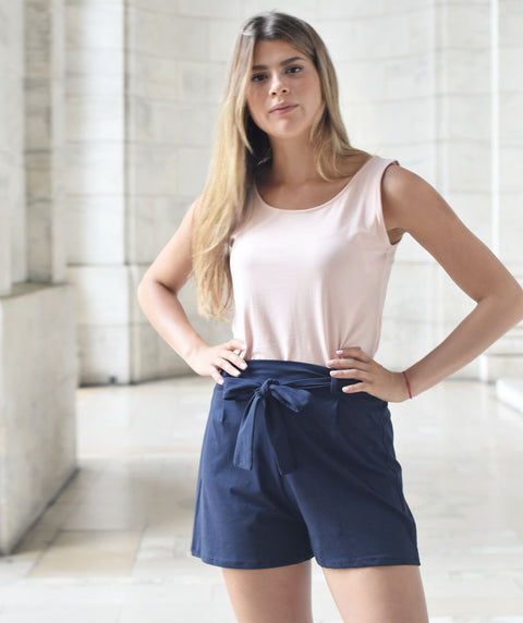 The LOGAN short in Navy