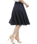 The LILY skirt in Navy Stripe