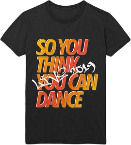 "So You Think You Can Dance Live 2019  ""Retro"" Tee"