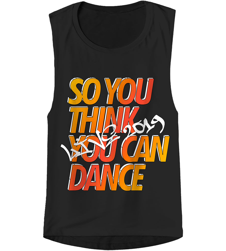 So You Think You Can Dance Live 2019 Muscle Tee