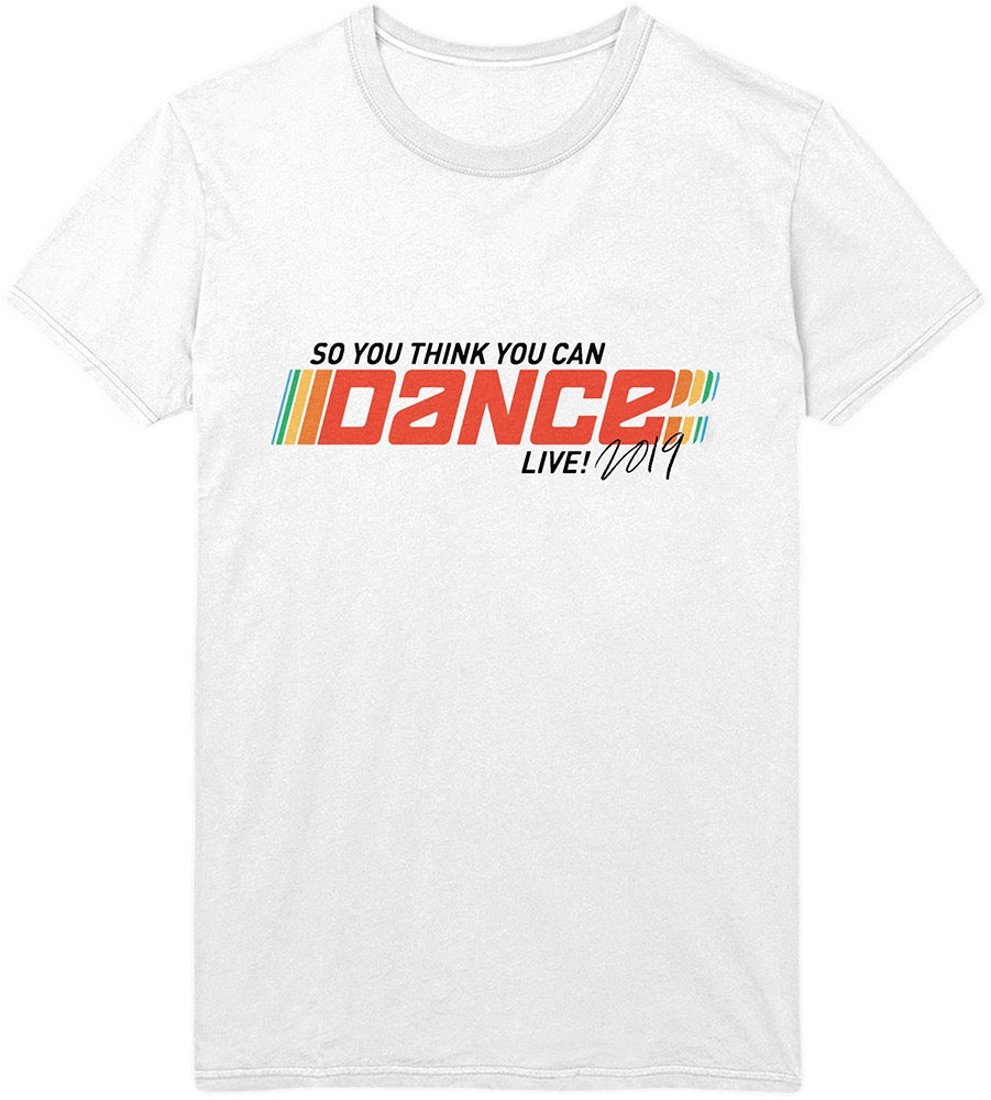 So You Think You Can Dance Live 2019 Tee