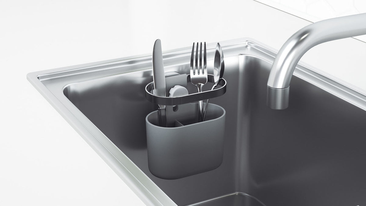 holster sure-lock utensil caddy