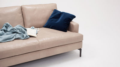 eve grand sofa - leather