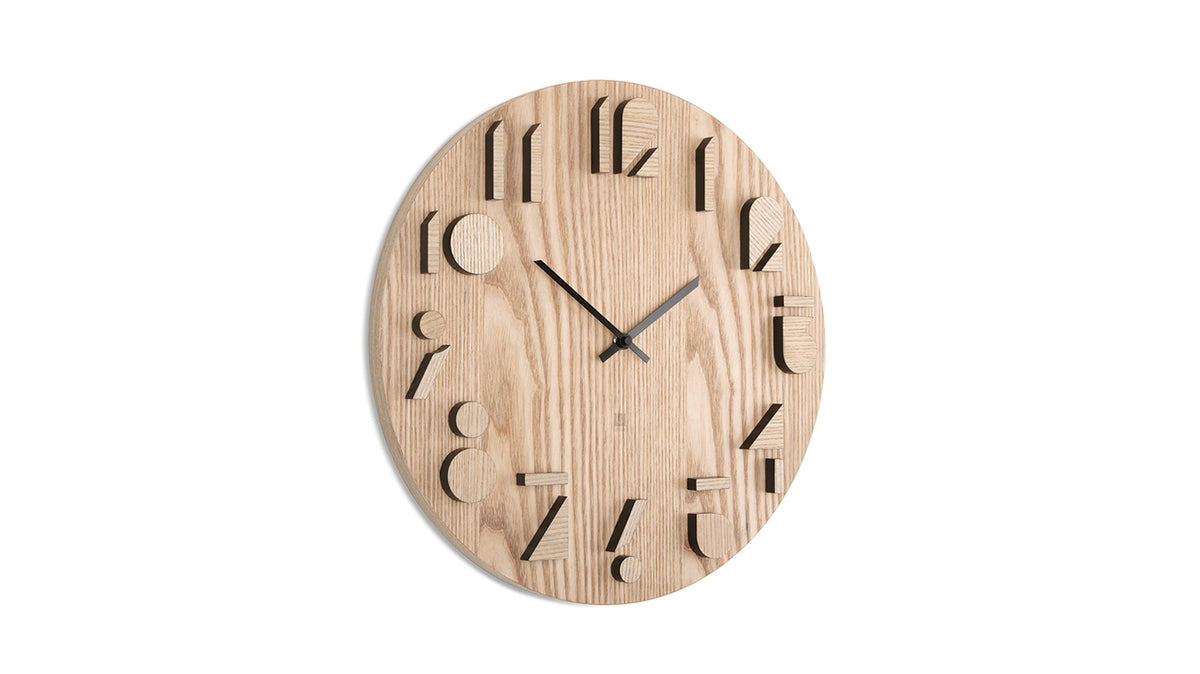 shadow wall clock