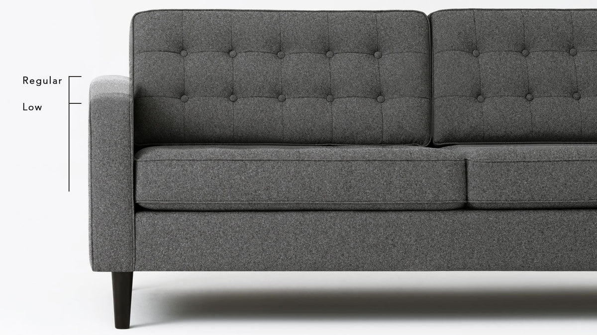 reverie loveseat - fabric