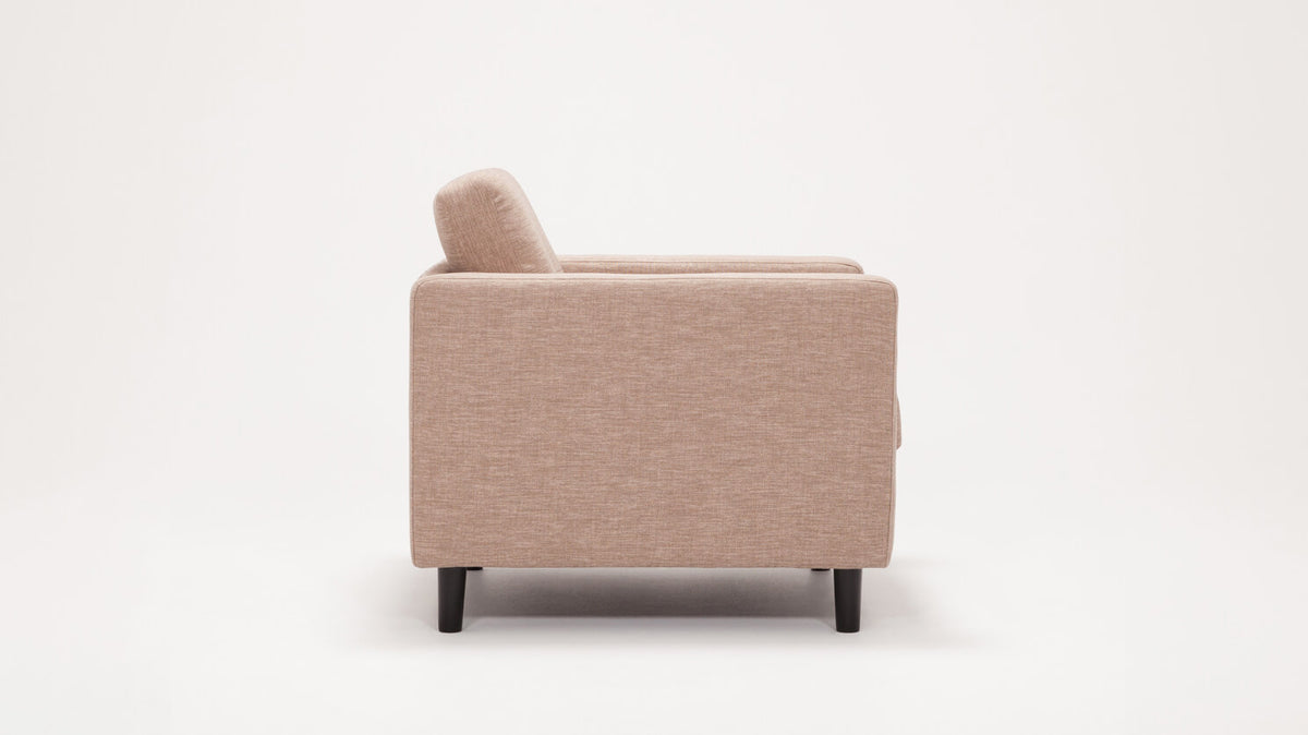 solo chair - fabric