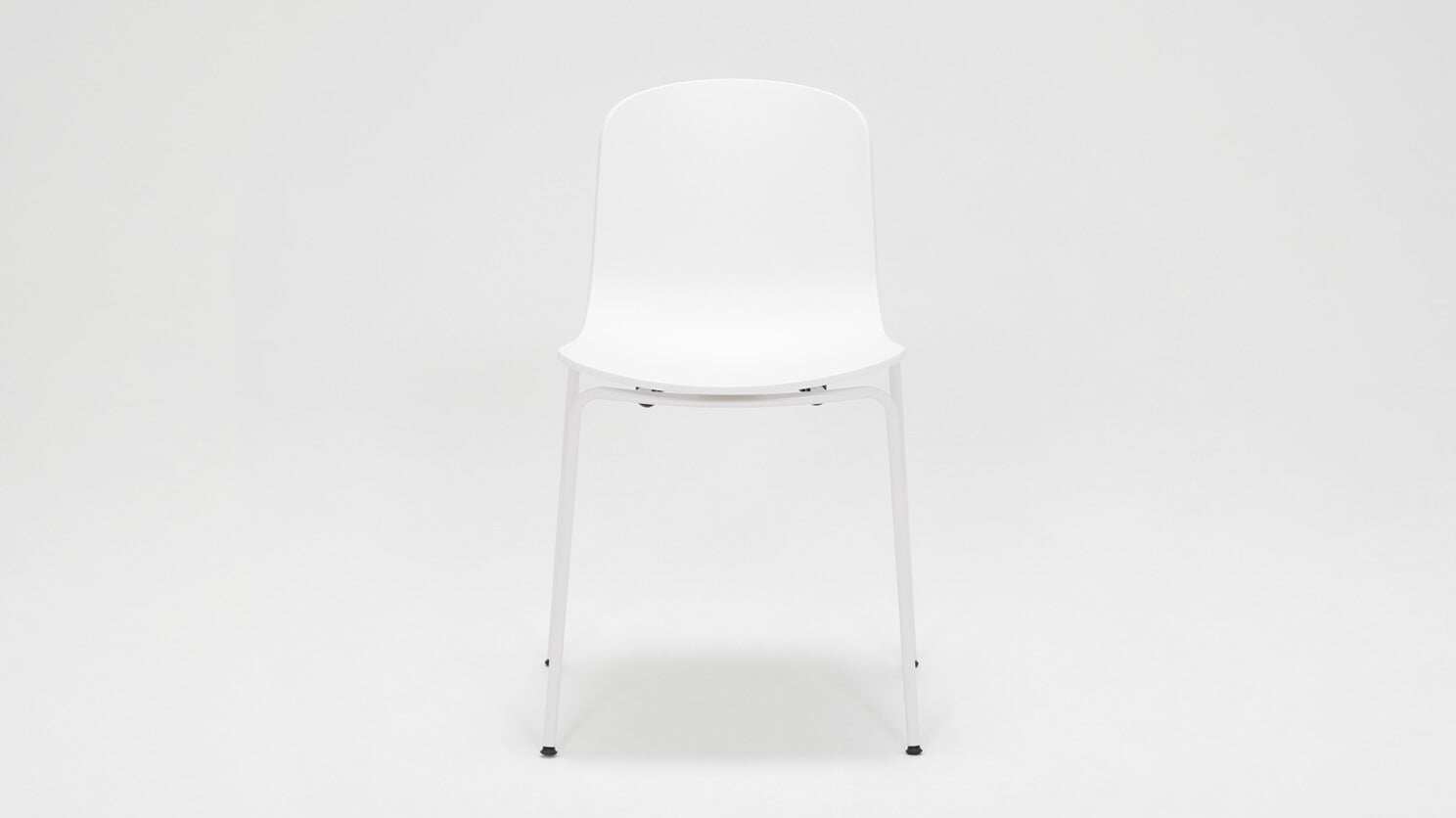holi dining chair (white)