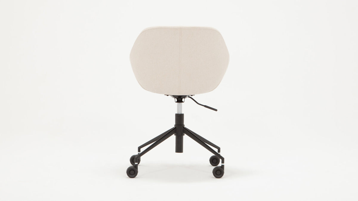 nixon office chair (beige)