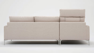 eve grand 2-piece sectional - fabric