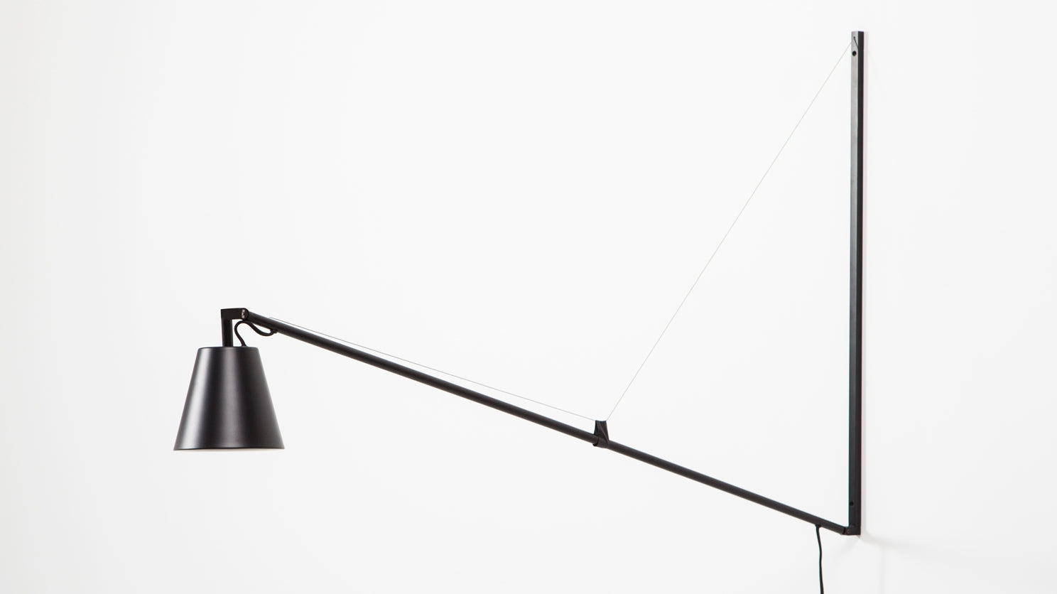 petrie swing arm lamp