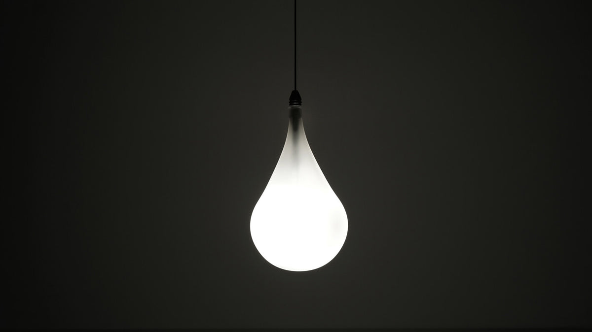 tino pendant lamp (frosted)