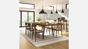 richview extension dining table