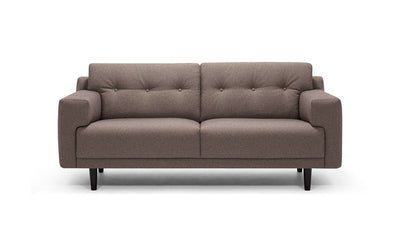 remi loveseat (button) - fabric
