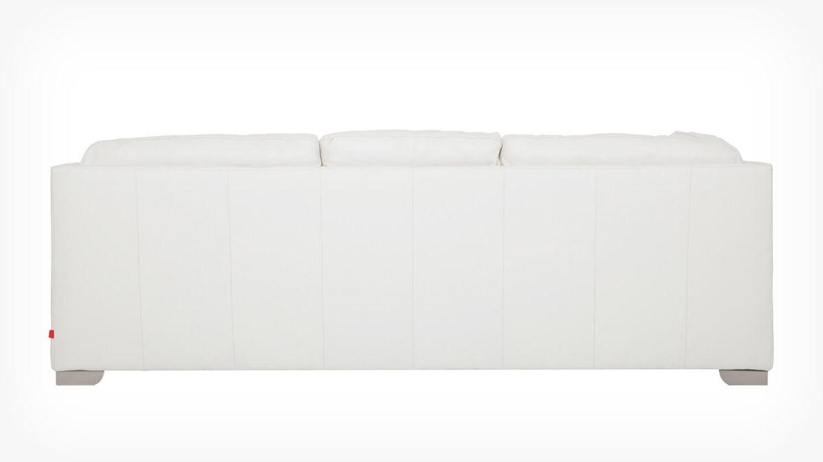 salema sleeper sofa - leather