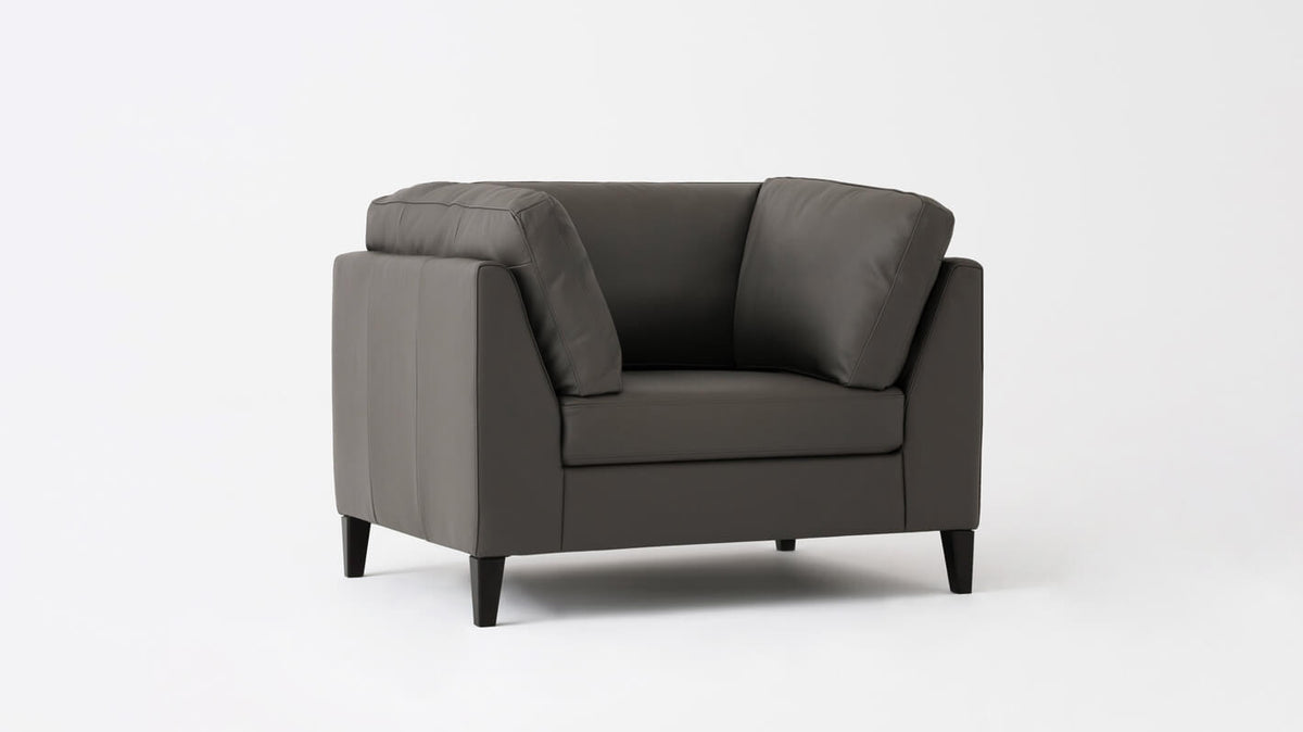salema chair - leather