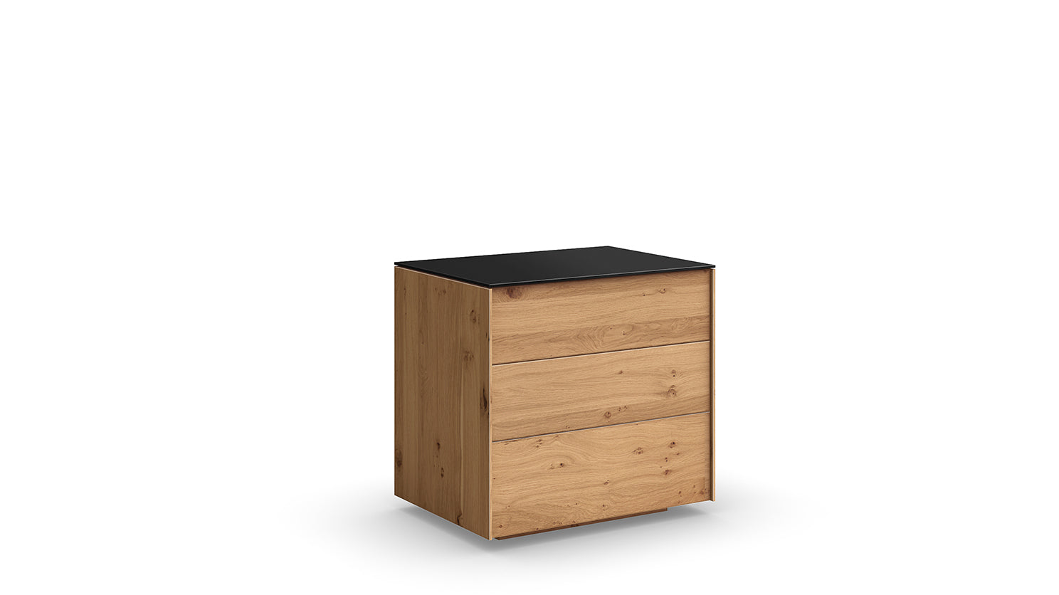 avita 3 drawer nightstand
