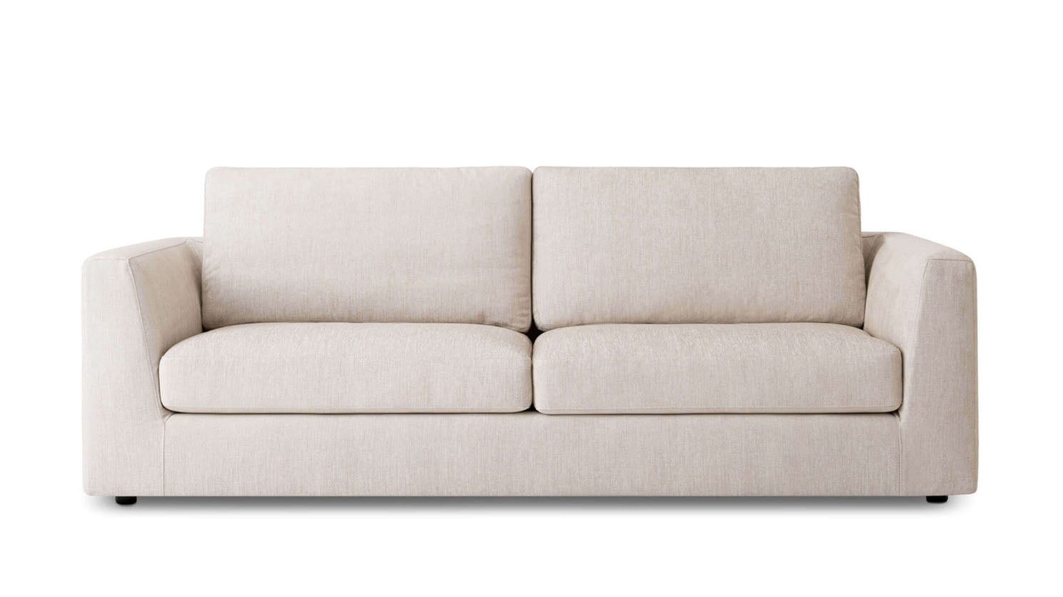 "cello plush 88"" sofa - fabric"