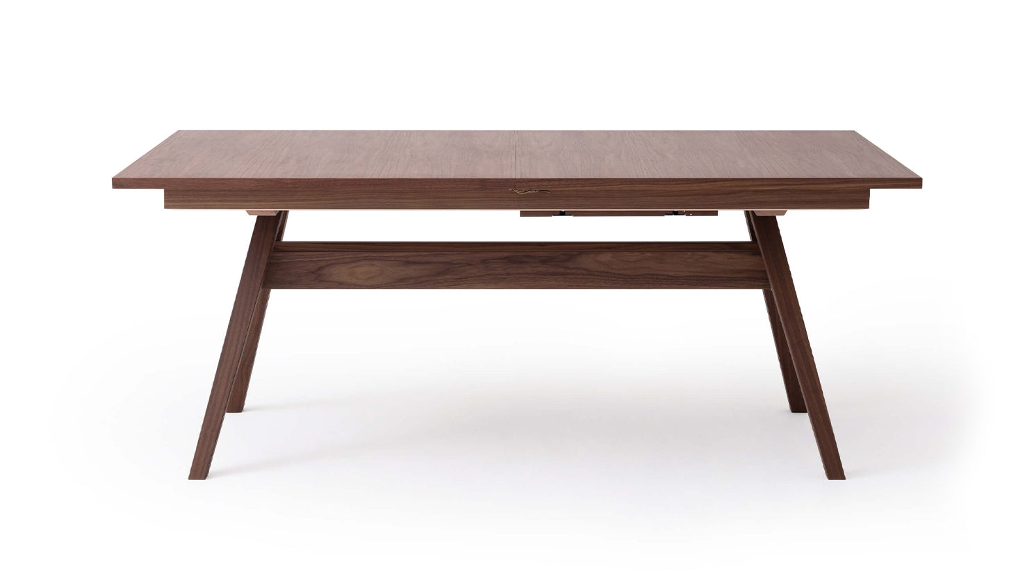 close expandable dining table