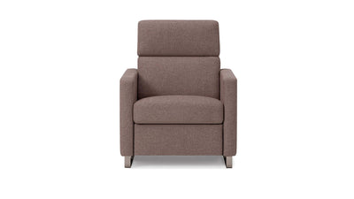 lawrence reclining chair - fabric