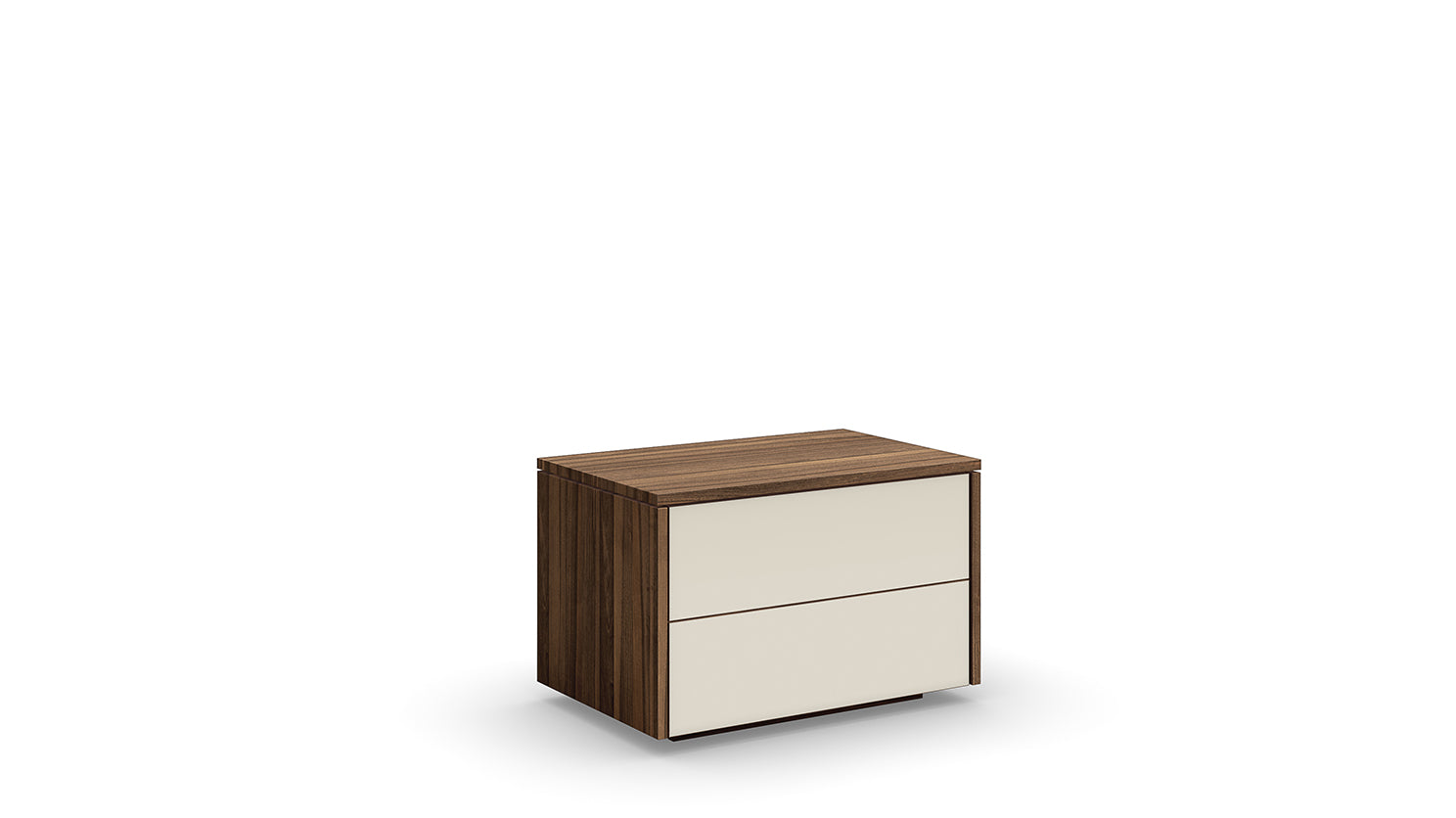 mya 2 drawer nightstand