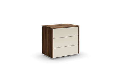 mya 3 drawer nightstand