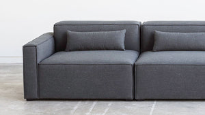 mix modular 2-piece sectional