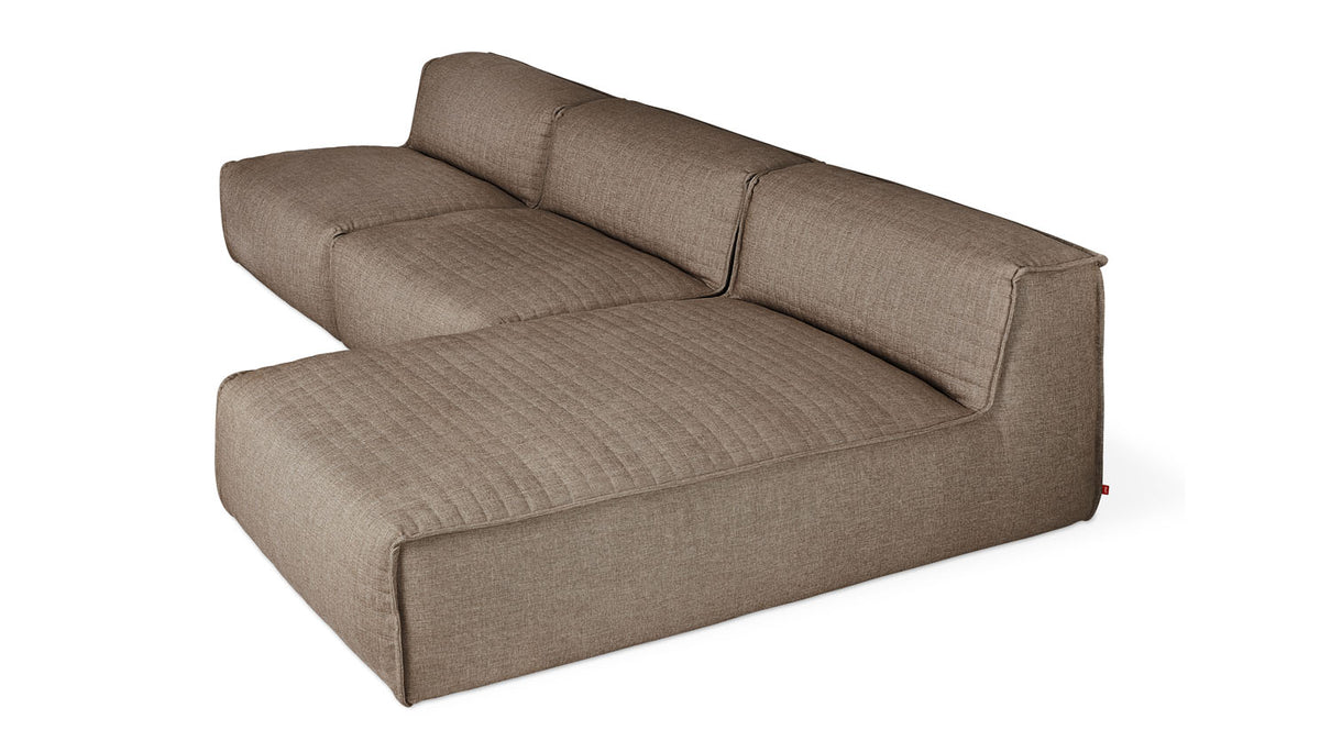 nexus modular 3-piece sectional