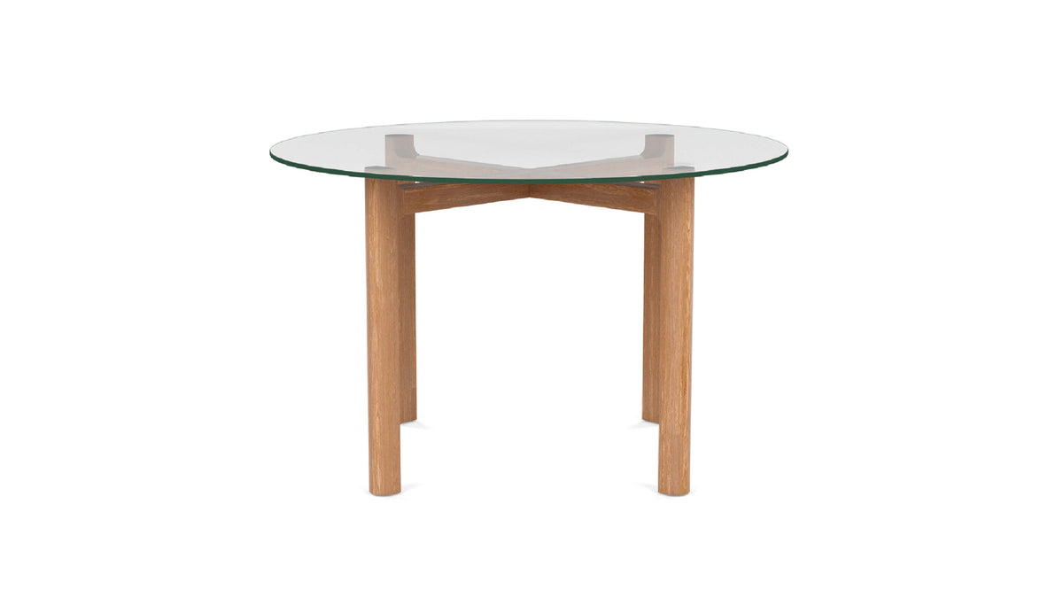 place round dinette table