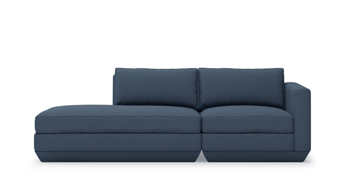 podium 2-piece sectional