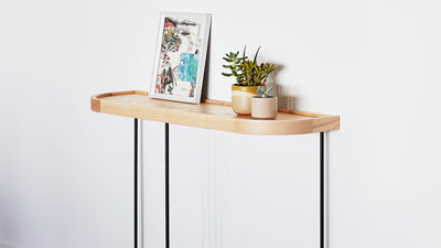 porter console table