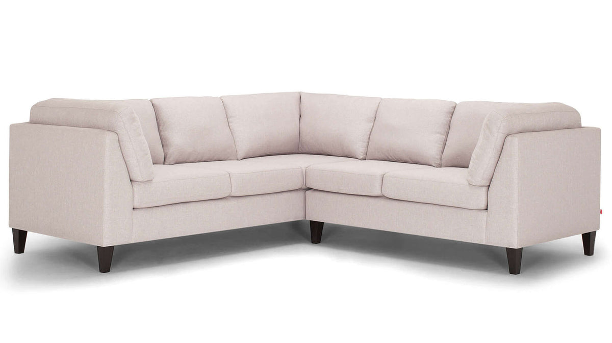 salema 2-piece sectional - fabric