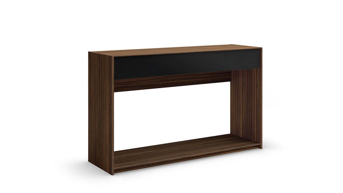"vitto 48"" console table (glass drawer front)"