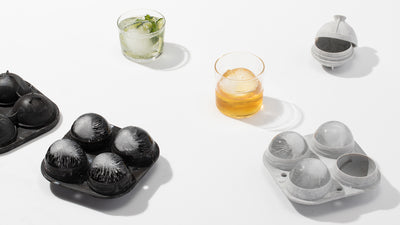 peak sphere ice tray