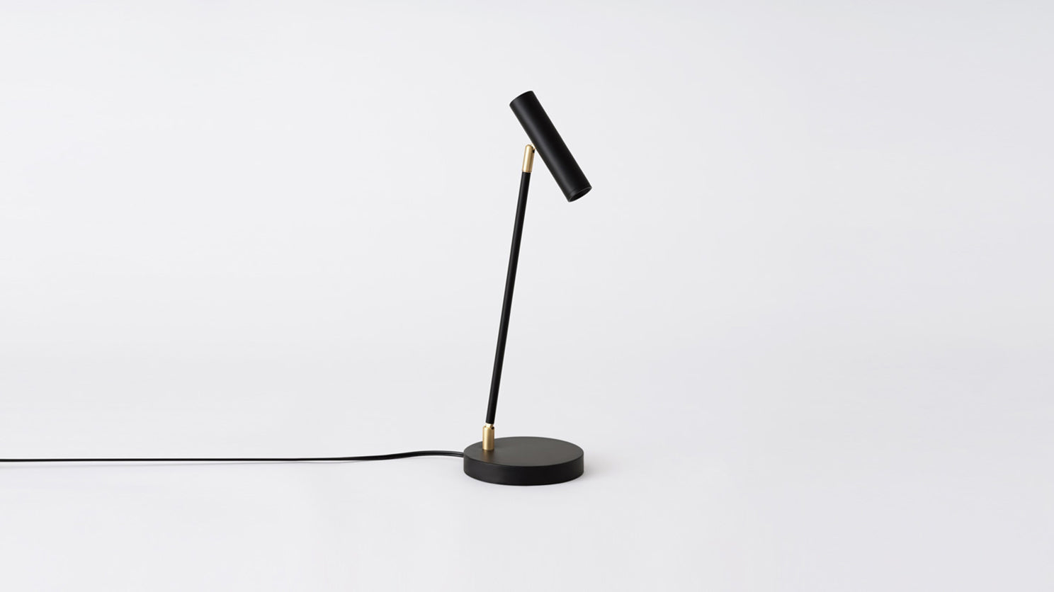 anchor task lamp (black)