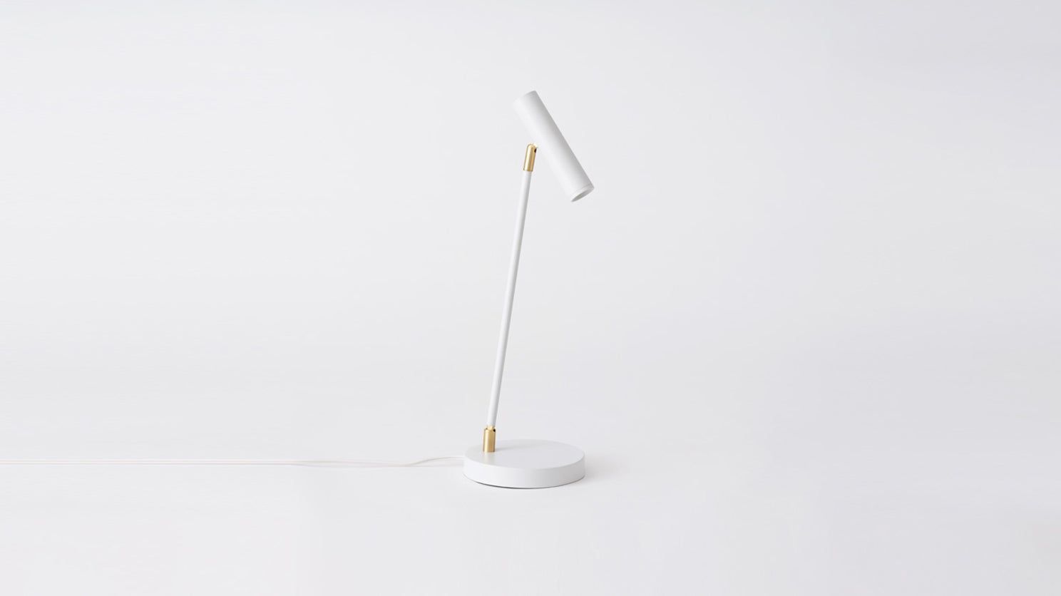 anchor task lamp (white)