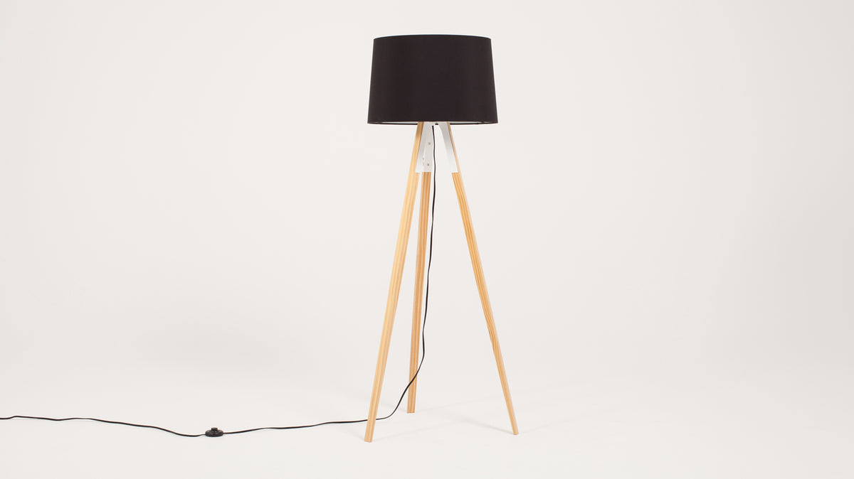 axle floor lamp