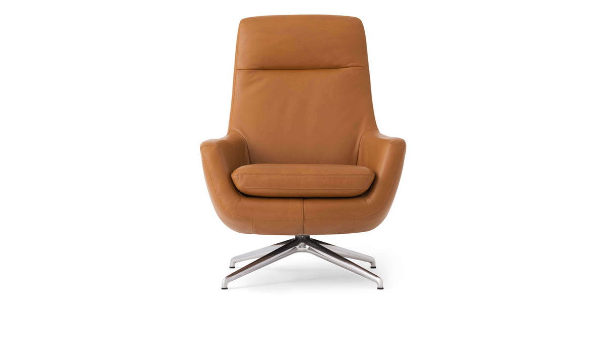 suite chair - leather
