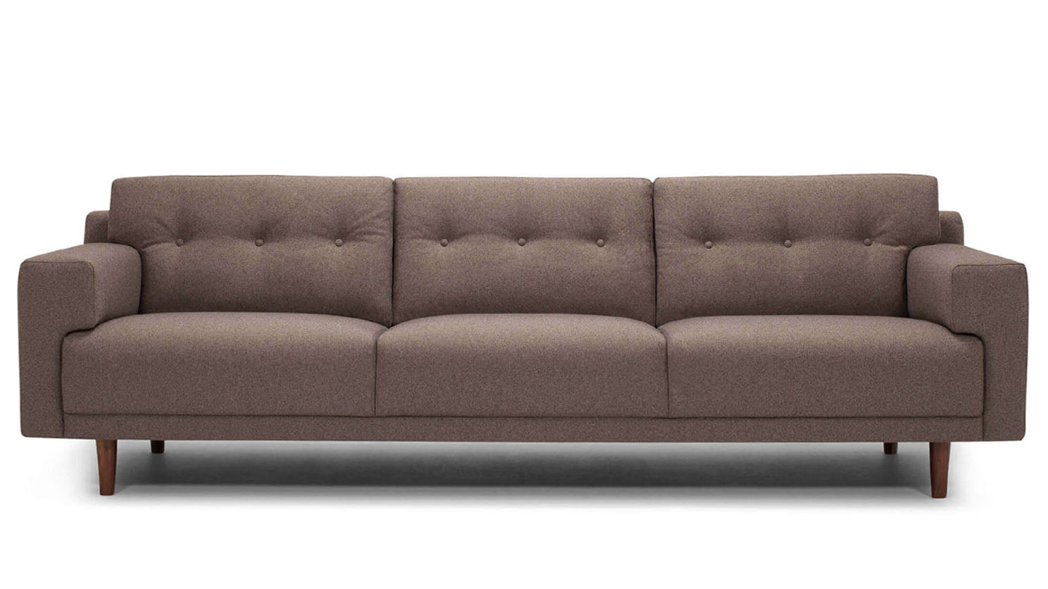 "remi 101"" sofa (button) - fabric"
