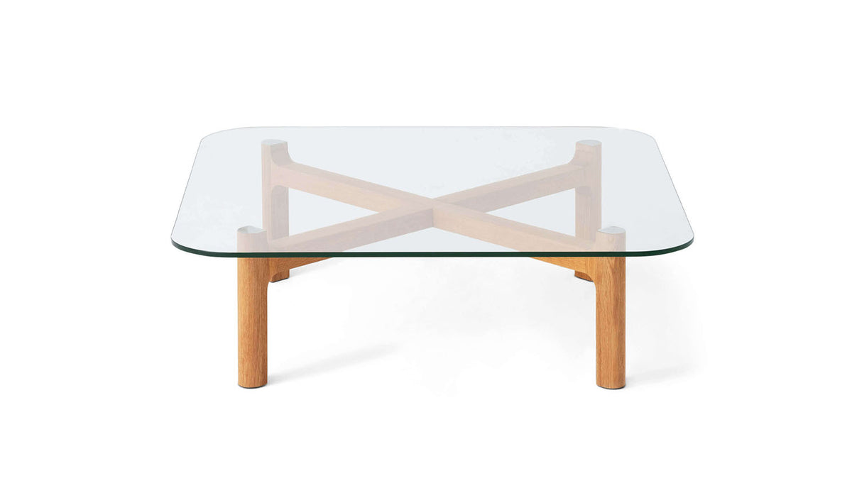 place square coffee table