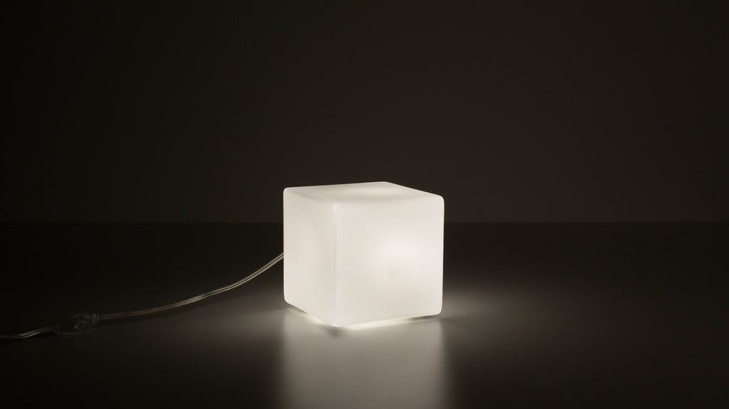 Boxy Table Lamp Small Eq3 Eq3