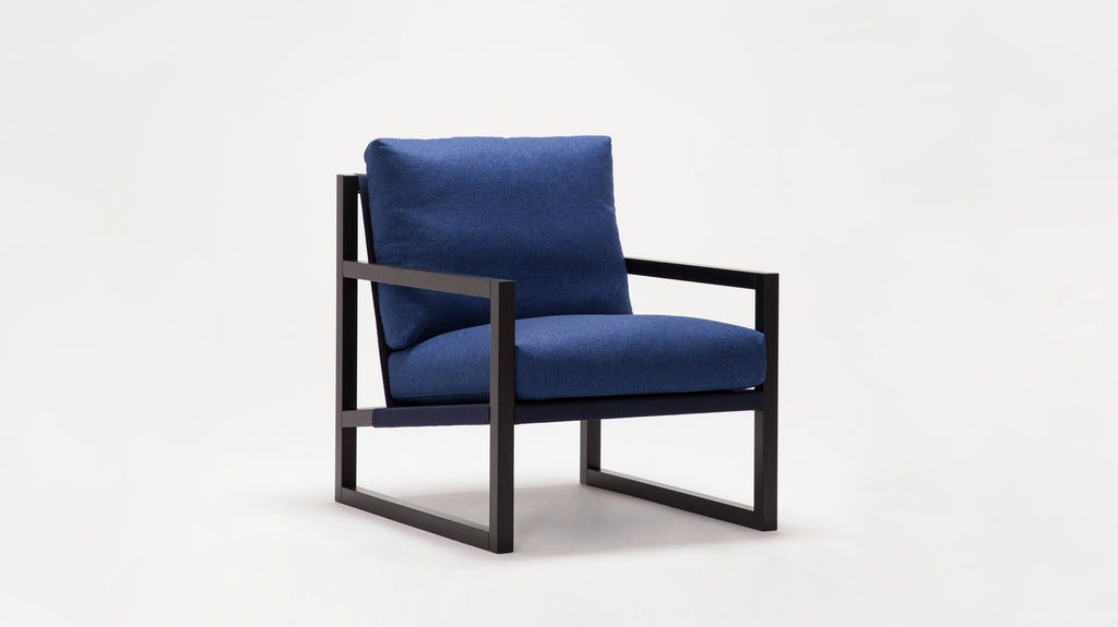 CHIARA LOUNGE CHAIR EQ3 Logo