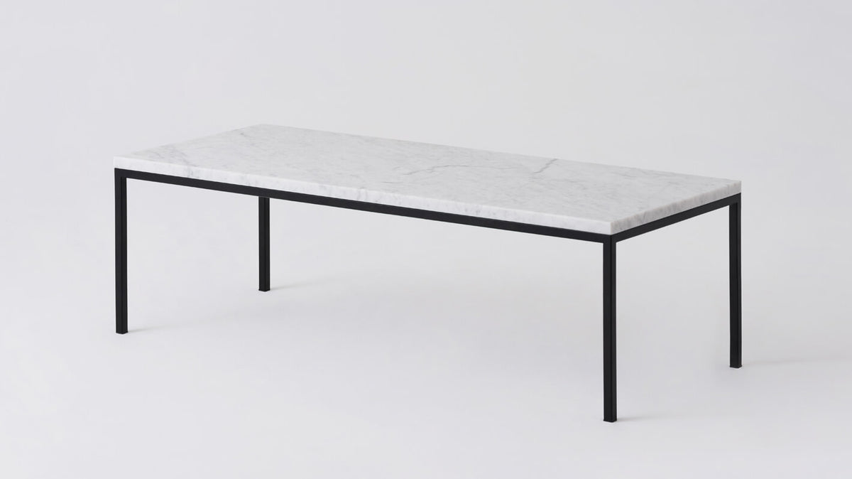 custom rectangular coffee table